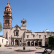 Stock Photo: Church of Morelia