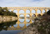 Pont du gard 法国 — 图库照片