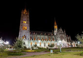 Cathedral of Quito — Stock Photo