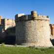 Fortress of Salses - Stock Photo