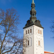 Saint Nicholas Church, Tallinn — Stock Photo