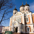 Alexander Nevsky Cathedral, Tallinn — Stock Photo