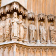 Stock Photo: Cathedral of Tarragona