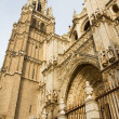 Stock Photo: Cathedral of Toledo