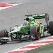 Charles Pic - Caterham CT03 - Stock Photo