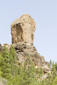Roque Nublo, Gran Canaria — Stock Photo