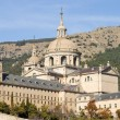San Lorenzo de El Escorial, Spain — Stock Photo