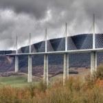 Millau Viaduct — Stock Photo #23373960