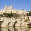 Cathedral of Beziers, France — Stock Photo