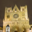 Saint Jecathedral, Lyon — Stock Photo #23376356