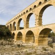Pont du Gard — Stock Photo #23376594
