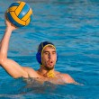 Stock Photo: Water polo