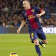 Stock Photo: Andres Iniesta