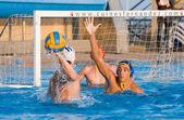 Water polo — Stock Photo
