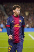 Lionel Messi — Stock Photo