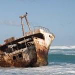 Shipwreck — Stock Photo #23417360