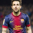 Stock Photo: Cesc Fabregas