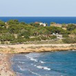 Stock Photo: Beach of Tarragona