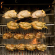 Barbecued chicken — Stock Photo #23653527