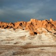 Valle de la Luna - Stockfoto