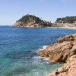 Royalty-Free Stock Photo: Tossa de Mar