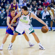 Jaka Lakovic and Dimitris Diamantidis — Stock Photo