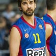 Juan Carlos Navarro of FCB - Stock Photo