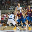 Stock Photo: Barcelonvs Dallas Mavericks