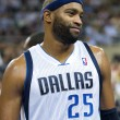 Vince Carter of Dallas Mavs — Stock Photo #24749183