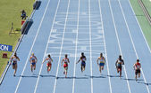 European Athletics Championships — Stock Photo