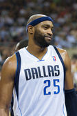 Vince Carter of Dallas Mavs — Stock Photo