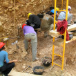 Atapuerca fossil site — Stock Photo #25270589