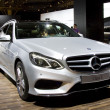Stock Photo: Mercedes Benz E-Class