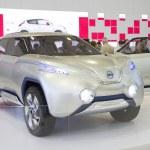 Постер, плакат: Nissan Terra Concept