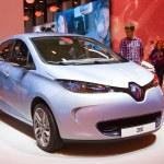 ������, ������: Renault Zoe