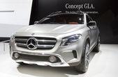 Mercedes Benz GLA — Zdjęcie stockowe