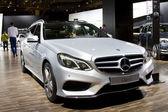 Mercedes Benz E-Class — Stock Photo