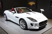Jaguar F-Type — Stock Photo