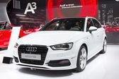 Audi A3 — Stock Photo