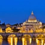 Vatican Basilica — Stock Photo #25539481
