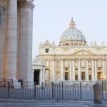 Vatican Basilica — Stock Photo #25540449
