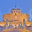 Stock Photo: Castel Sant Angelo, Rome