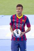 Neymar — Zdjęcie stockowe