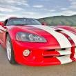 Stock Photo: Dodge Viper SRT