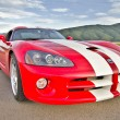 Dodge Viper SRT — Stock fotografie