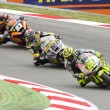 Moto2 Grand Prix — Stock Photo