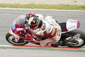 Elena Rosell racing — Foto Stock