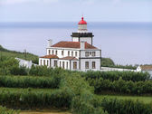 Lighthouse in Sao Miguel — Stock Photo
