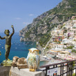 Stock Photo: Positano, Italy