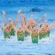 Synchronized swimming — Stock Photo #28898051